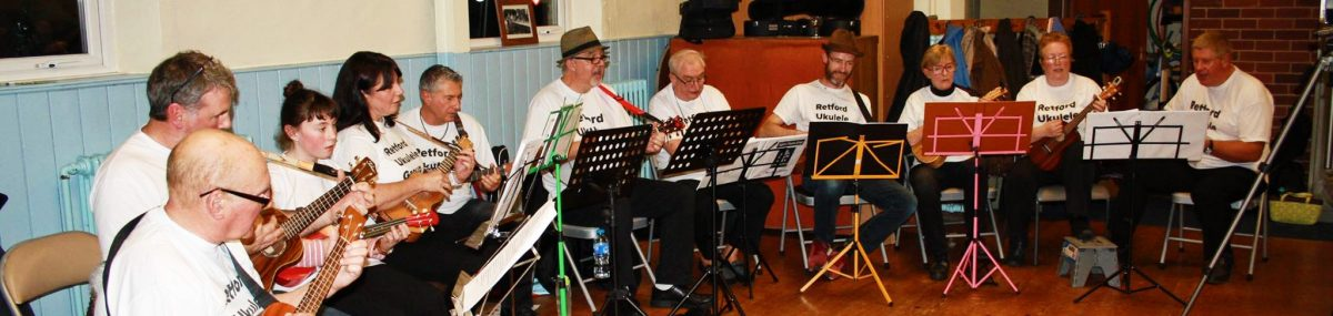 Retford Ukulele Group